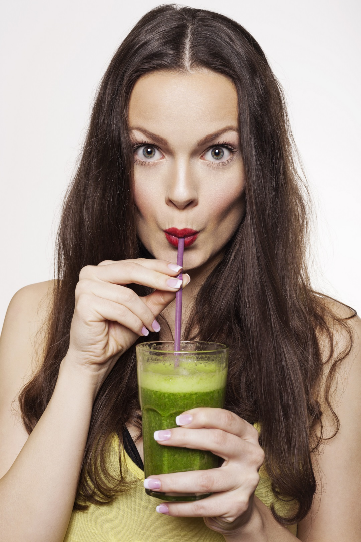 Green Juices For Spring Detox and General Betterment