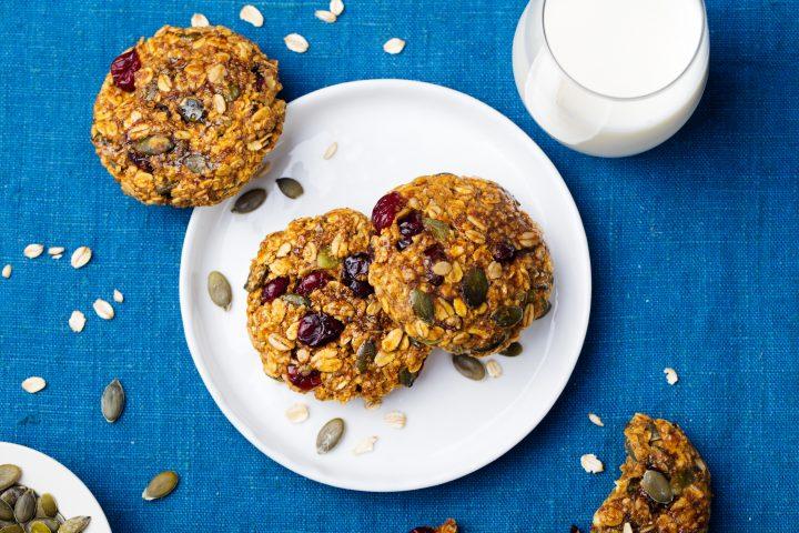 No-Bake cookies for your summer diet sweetening
