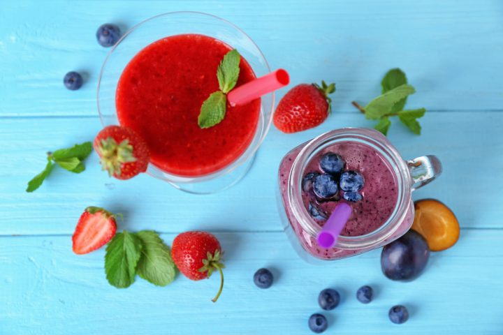 Healthy Meal Replacement Smoothies
