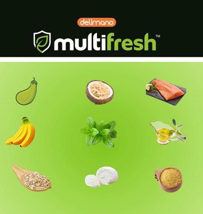 MultiFresh 7-days quick slim program shopping list
