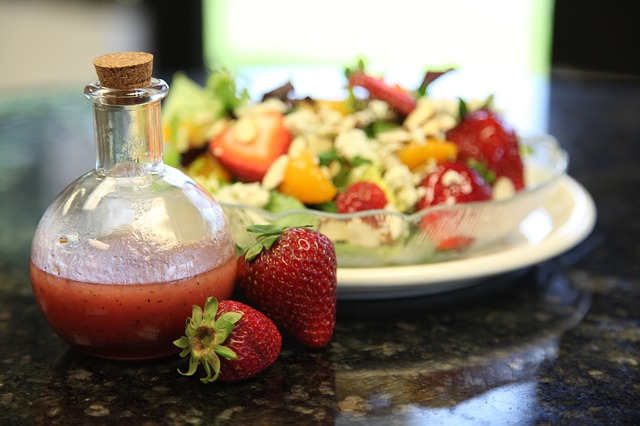 Easy healthy salad dressings